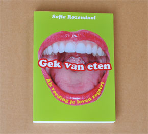 boek Gek van eten