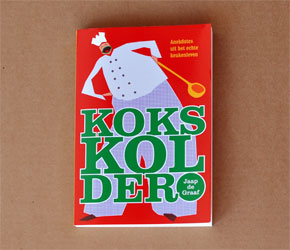 Boek Kokskolder